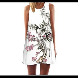 Cherry Blossom Dress *BostonP inspired* Sz S-XXL